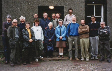 group at Ennerdale 1989